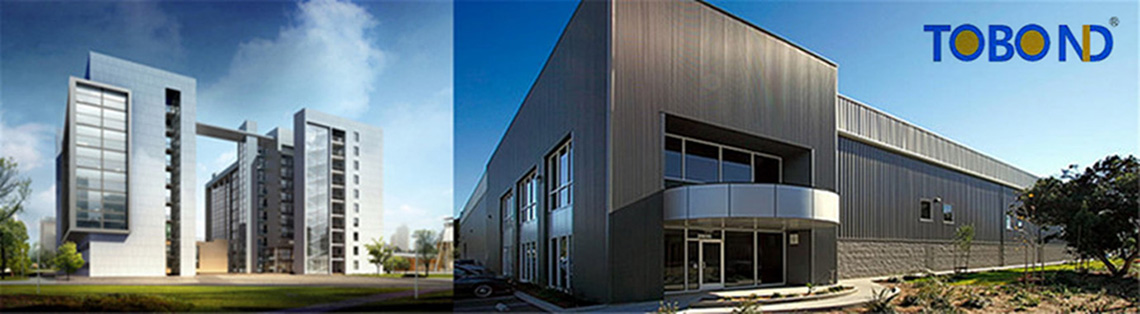 TOBOND PVDF Plus Aluminum Composite Panel